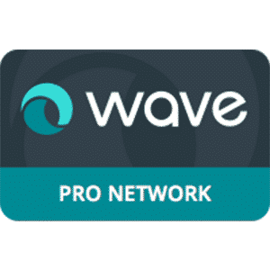 wave pro network partner logo